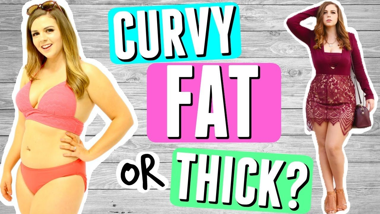 Thick or Fat? Instagram Model Winter Explains the Difference