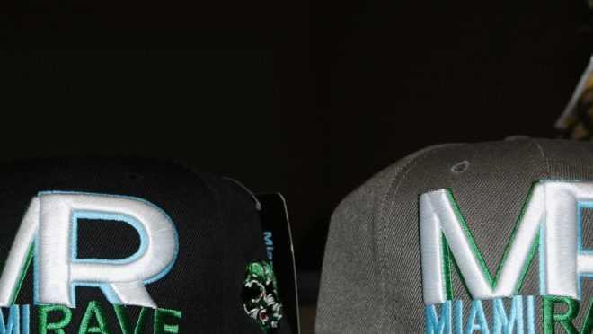 Miami Rave Snapback Hats Hit The Market!