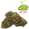 Rave Budz AC-DC Hemp Flower