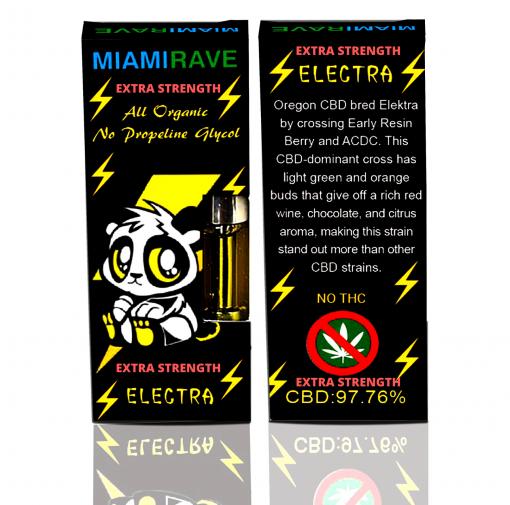 Miami Rave Extra Strength