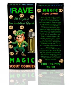 Buy CBD Oil Vape Cartridge Girl Scout Cookies Strain