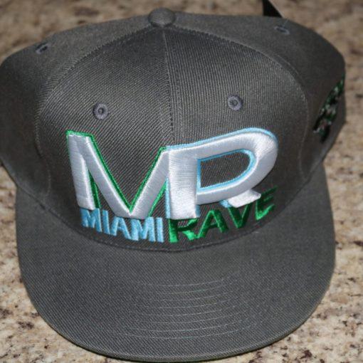Miami Rave Black Hat Merchandise