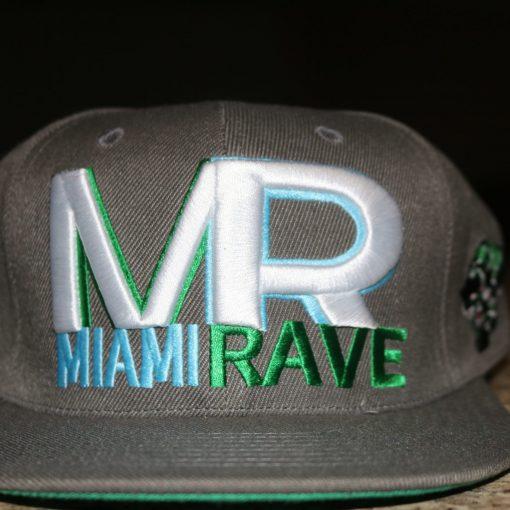 Miami Rave Black Hat