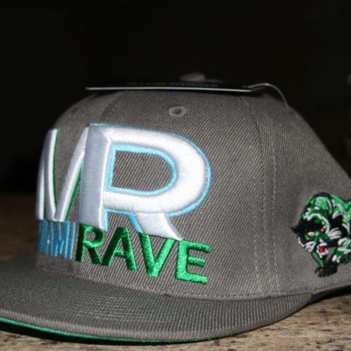 Front Black Hat Miami Rave
