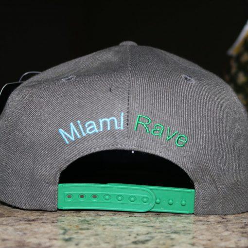 Miami Rave Grey Hat