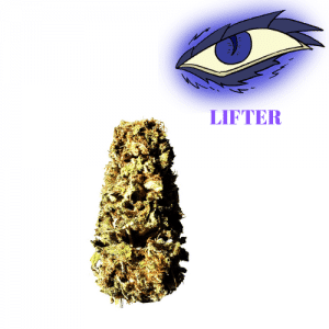 Lifter Smokable CBD Hemp Flower