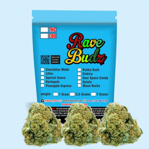 Bubbly kush like buds