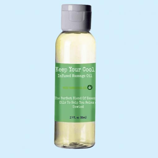 CBD Infused Massage Oil (Copy)
