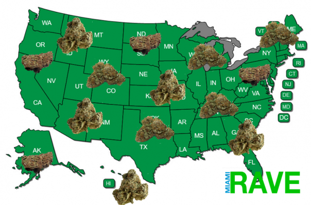 50 State Legal CBD Products