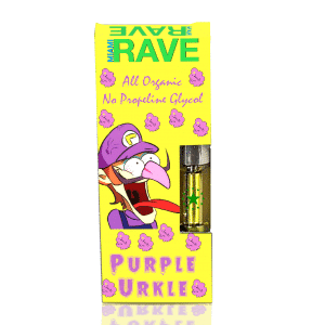 Purple Urkle THC Vape Oil Cartridge
