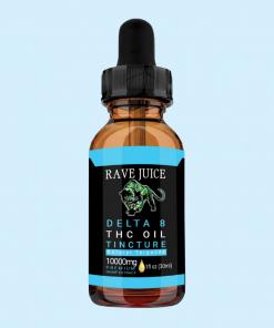 10,000mg Delta 8 THC Oil Tincture