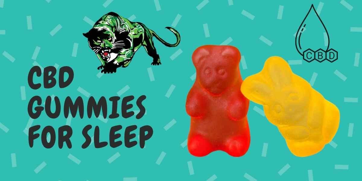 Best CBD Gummies for a Good Night's Sleep!
