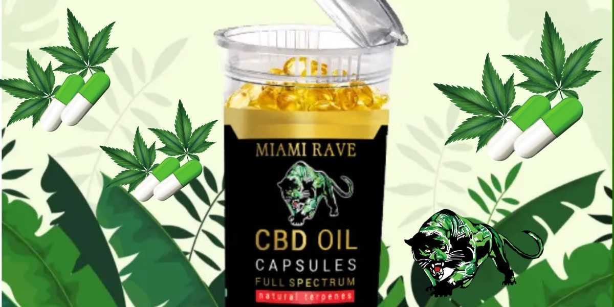 Live It Up in 2021 with CBD Capsules