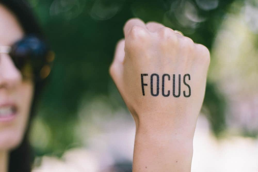 Increased Focus and Attention