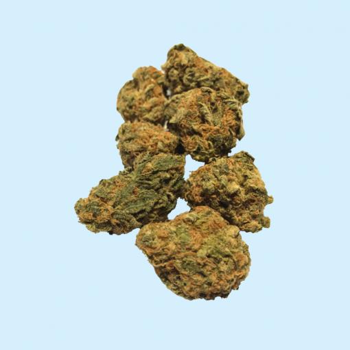 The Durban Poison Strain Delta 8 THC Flower
