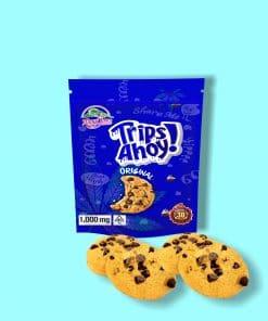 Trips Ahoy Medicated Cookies
