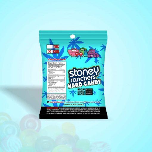 Stoney Ranchers Hard Candy : 1,000 MG Delta 8 THC
