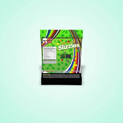 Slizzles : 1,000 MG Delta 8 THC