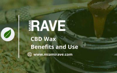 CBD Wax- Decoding It's Benefits and Use